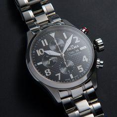 Delma Classic Aero Chrono Chronograph Quartz // 41701.580.6.034