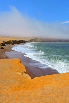 Paracas National Reserve, Peru.