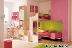 rooms to go bunk beds for kids with stairs | Rooms to go kids furniture, kids room ideas and pictures, painting ...
