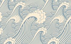 Peel and Stick Removable Wallpaper | Walls Need Love® – WallsNeedLove White Pattern Wallpaper, Floral Print Wallpaper, Nautical Wallpaper, Vintage Wallpaper Patterns, Waves Wallpaper, Art Deco Wallpaper, Feature Wallpaper, Chic Wallpaper, Apple Wallpaper