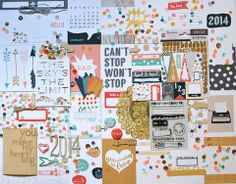 Scraptastic January