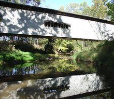 Portland Mills Bridge,  Parke County, IN
