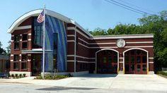 City of Atlanta Fire Station 18, right next to Kirkwood Car Wash