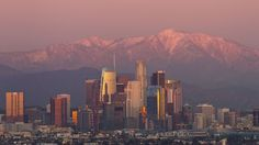 We've mapped out 26 must-see places around Los Angeles to explore this winter.