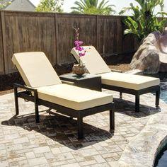 Valencia Chaise Lounger Outdoor Seating, Outdoor Decor, Outdoor Wicker Patio Furniture, Modular Sofa, Sofa Set, Modern Classic, Valencia, Cool Furniture, Lounge