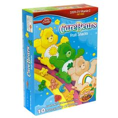 Fruit Shapes Fruit Flavored Snacks, Care Bears, Pouches (Pack of Fruits For Kids, Kids Fruit, Candy Videos, Pastel Candy, Disneyland Food, Candy Brands, Cartoon Tv Shows, Colorful Fruit, Fruit Snacks