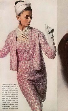 October Vogue 1962