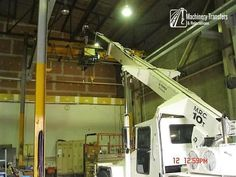 Smooth Your Plant Shifting With Factory Removal Tight Access Cranes
