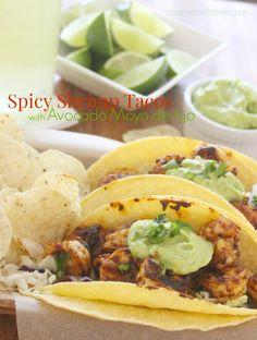 Fish tacos, Taco recipe and Tacos on Pinterest