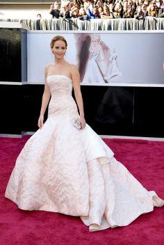 Vestidos dos Óscares 2013. #casamento #vestidodenoiva