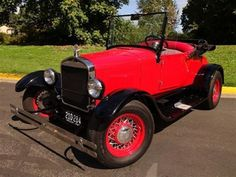 1927 Ford 2 Door Roadster $36,900  by Magnusson Classic Motors in Scottsdale AZ . Click to view more photos and mod info.