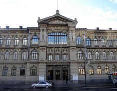 The Ateneum in Helsinki. National Gallery.