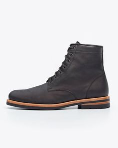 66f864c19ca Andres All Weather Boot Black by Nisolo