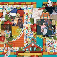 The Digichick :: Digital Kits :: Back To School