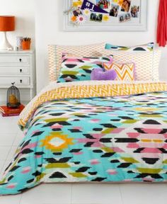 Teen Vogue Mojave Blue Comforter Set