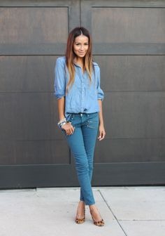 Fashion's Night Out with Paige Denim