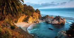 From oceanside cliffs to trippy desert views