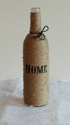 Simple and sophisticated décor with a rustic charm. Find us on our facebook fanpage...Twine & design for custom orders