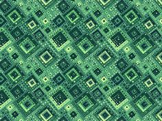 """""""Green Squares"""" by sk8erchic8911"""