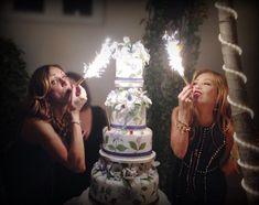 La fiesta de cumpleaños de Lili Estefan con Thalía y William Levy
