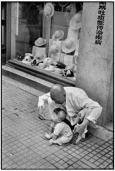 Beijing, 1958 by Henri Cartier-Bresson