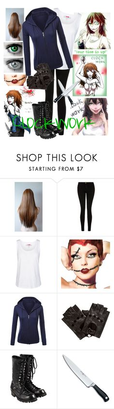"""""""[ Creepypasta ] Clockwork 