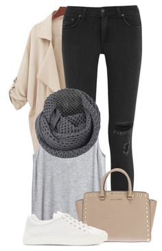 """#4"" by oneandonlyfashion ❤ liked on Polyvore featuring rag & bone, H&M, French Connection and MICHAEL Michael Kors"