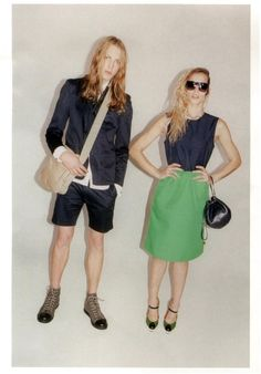 Marc by Marc Jacobs Ad Campaign Spring/Summer 2012