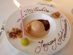 "Pranzo, ""Crown"" (Francia Ristorante) di ""Palace Hotel Tokyo"", Otemachi Tokyo Japan (Novembre)"