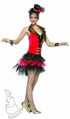 Disfraz de Presentadora de Circo