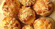Baked Potato, Muffins, Cabbage, Potatoes, Snacks, Baking, Vegetables, Ethnic Recipes, Food