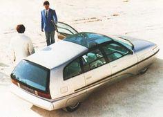 1986 Citroen Eole Concept