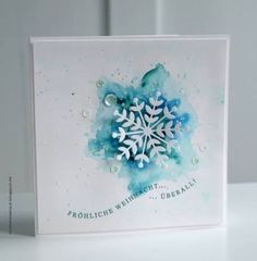 Image result for cards with very soft sponging joy taylor