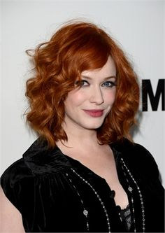 Mid-length hair how to - Vogue.it - considering chopping to this length...