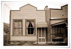 Mangaweka by hueymilunz, via Flickr .  My old Art Studio M Donnelly Old Art, New Zealand, Garage Doors, Cabin, Studio, House Styles, Outdoor Decor, Home Decor, Ancient Art