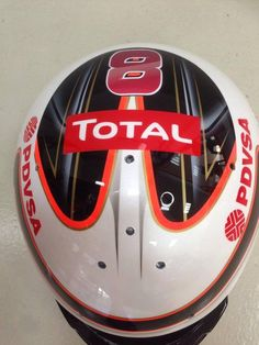 Off Track w/Romain Grosjean and his New Helmet Design for Monza
