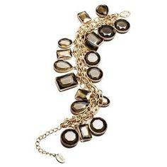 Gold & Black Bracelet...