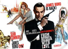 1963- From Russia With Love by x-ray delta one, via Flickr