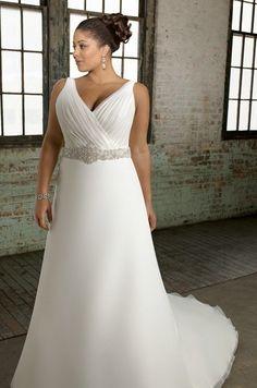robe de mariee grande taille | Sunny Mariage