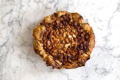 Honey Nut Phyllo Pie