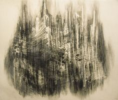 -Diana Al-Hadid Making and unmaking the image. Shapes appearing and disappearing at the same time leave a haunting residue of what was or might have been. Community Art, Diana, Sketches, Tapestry, Fine Art, Sculpture, Drawings, Illustration, Destruction