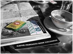 Coffee in wonderful and sunny Vienna, Austria.