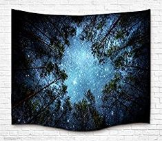 Tapestries do more than just cover up that ugly dorm room wall. Is your dorm room ugly, bare and dull? These wall curtains make your room feel more cozy and let you express your true self. Endless design possibilities make tapestries super popular in rooms, especially dorms. Look at these world map tapestries.
