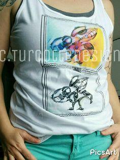 Impression de dessin C.TurcotteDesign sur vêtements. Pour infos : caroline@cturcotte.com ou visitez la page Facebook C.TurcotteDesign ou directement à la boutique en ligne au cturcotte.com