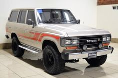 LHD Turbodiesel: 1989 Toyota Land Cruiser in Texas | Bring a Trailer
