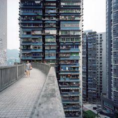 San Francisco high rise: slums of the future Urban Photography, Street Photography, Ara Bleu, Serge Najjar, Hong Kong Building, City Aesthetic, Walled City, Urban Life, Slums