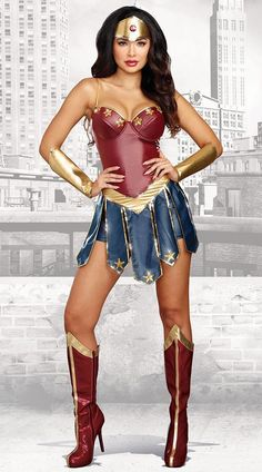 9704964fa72 43 Best Wonder Woman Costumes & Lingerie images in 2019 | Costumes ...