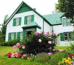 Anne of Green Gables House. Love the books, love the movies. A perfect escape from reality!