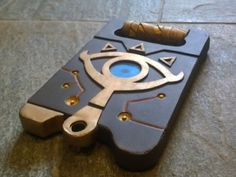 Sheikah Slate Replica by ARAMproductions on Etsy