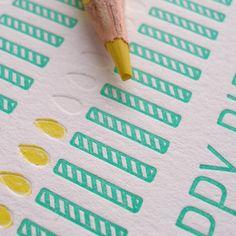 Fancy This Many Birthday Card by W+K Studio — Designspiration